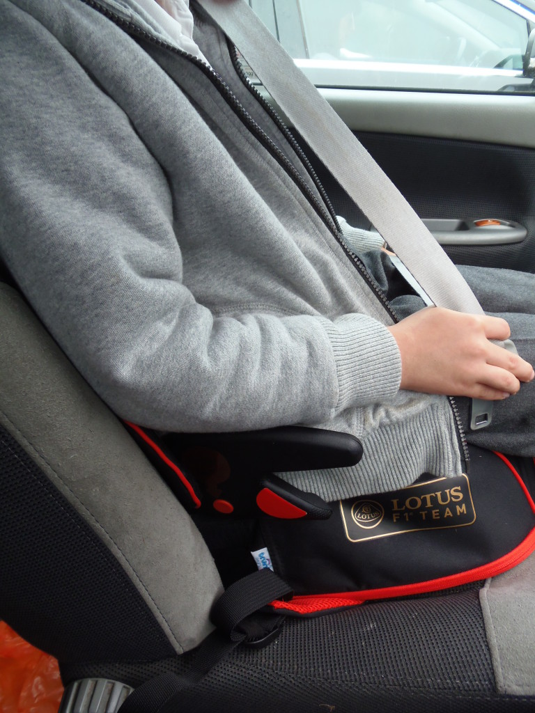 Easy to use in car for safe car journeys.