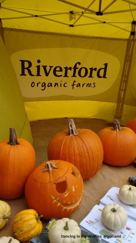 Riverford Pumpkin Day 2014