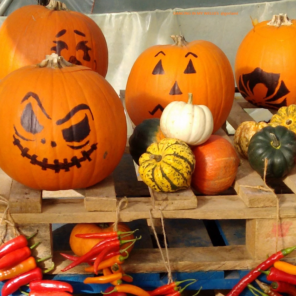Pumpkins and Chillies