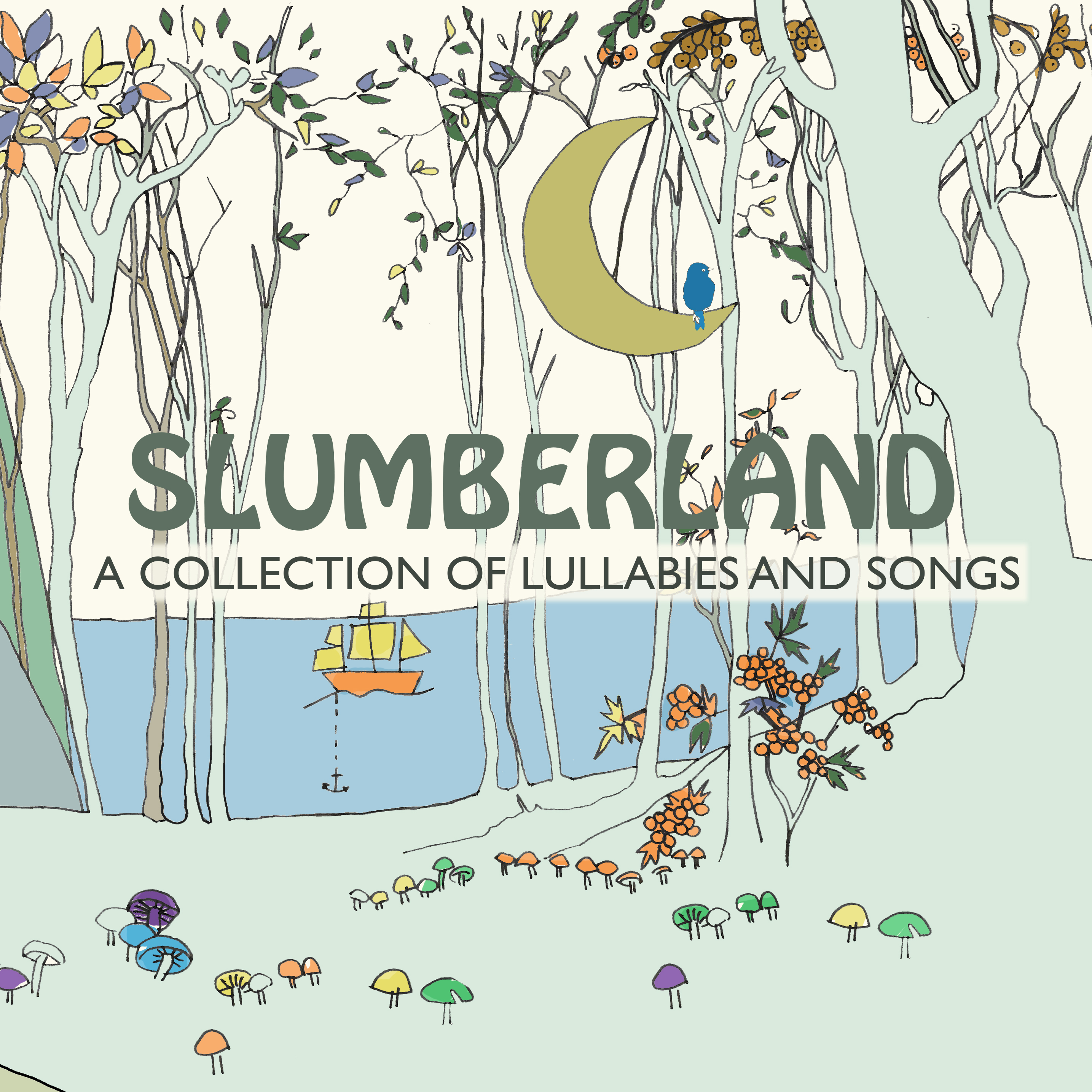 Slumberland front cover