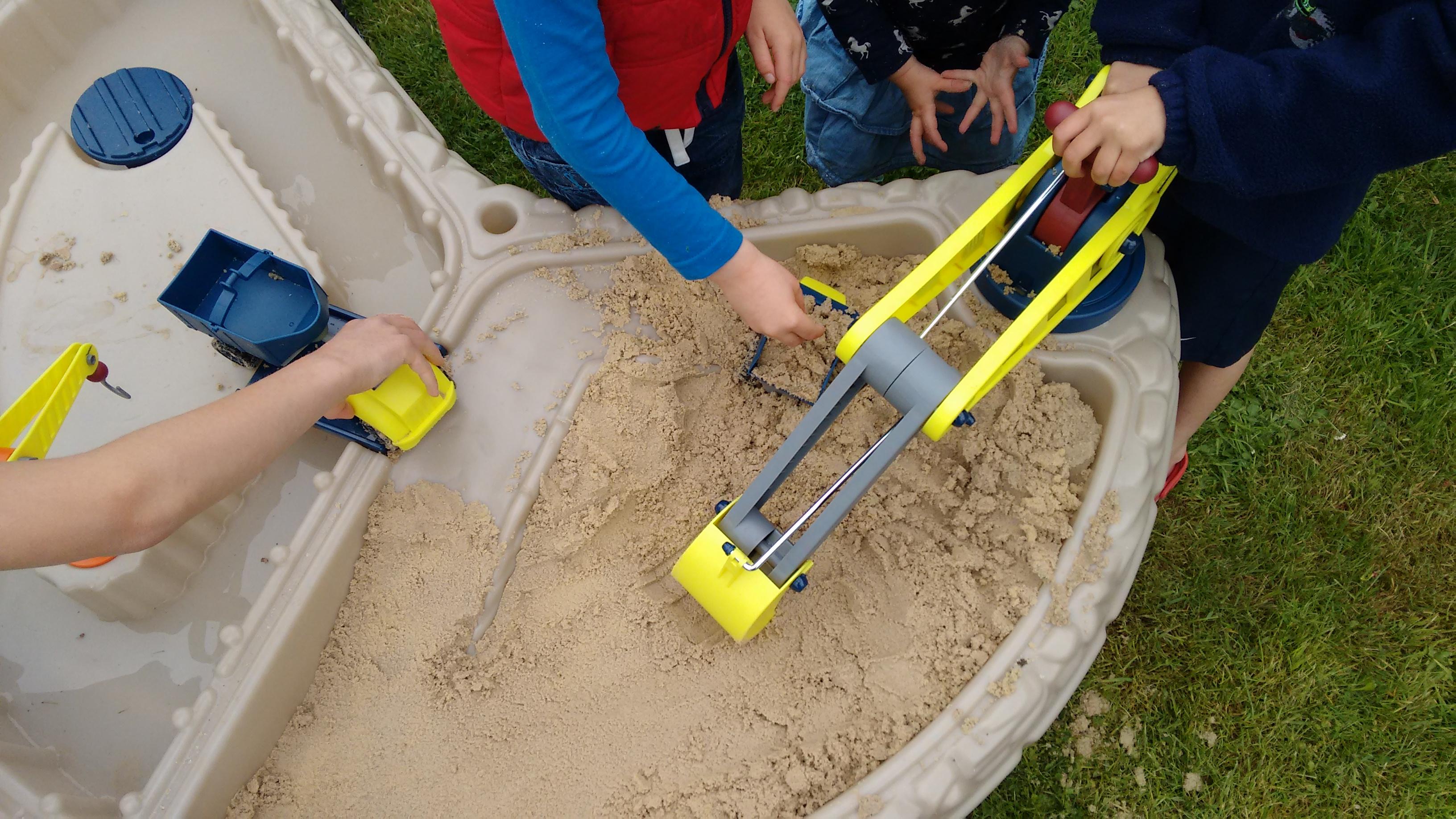 Little Tikes Sand Table