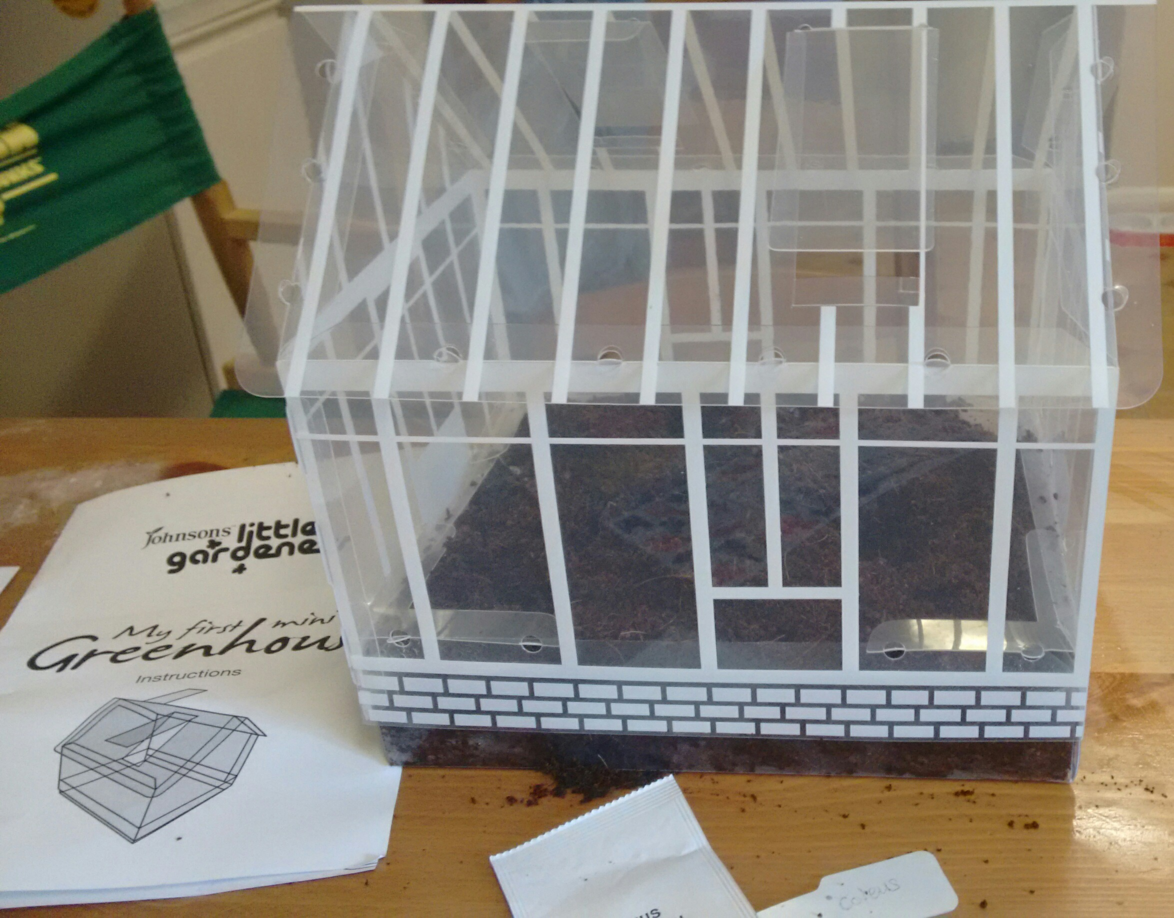 Child's Greenhouse