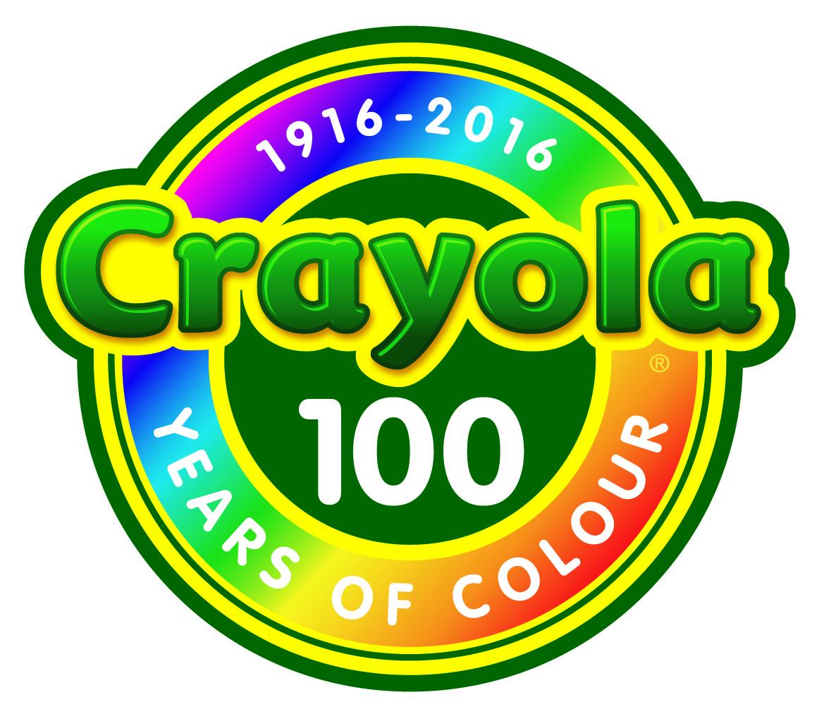 100 years of Crayola