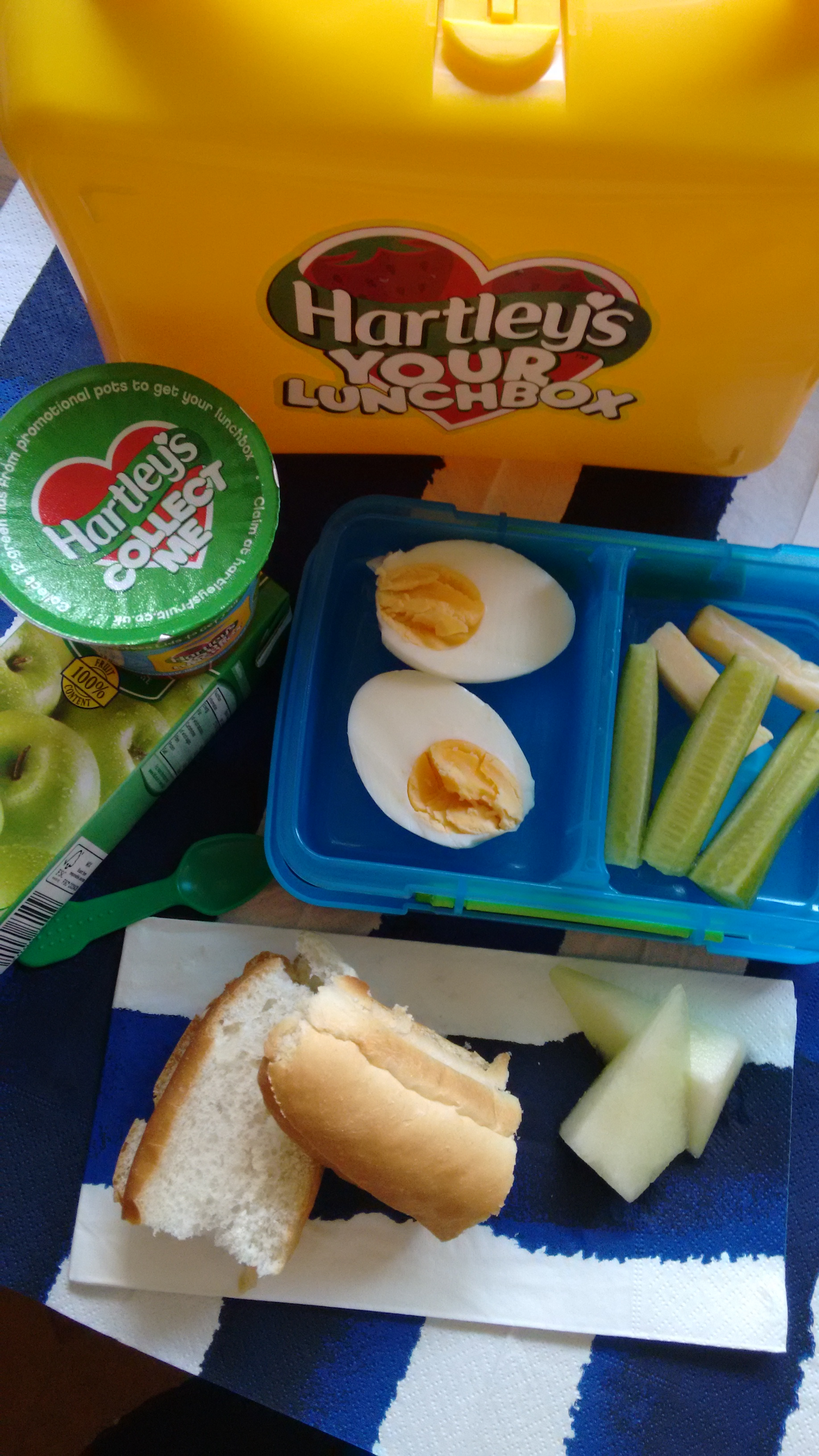 Lunchbox ideas for young children