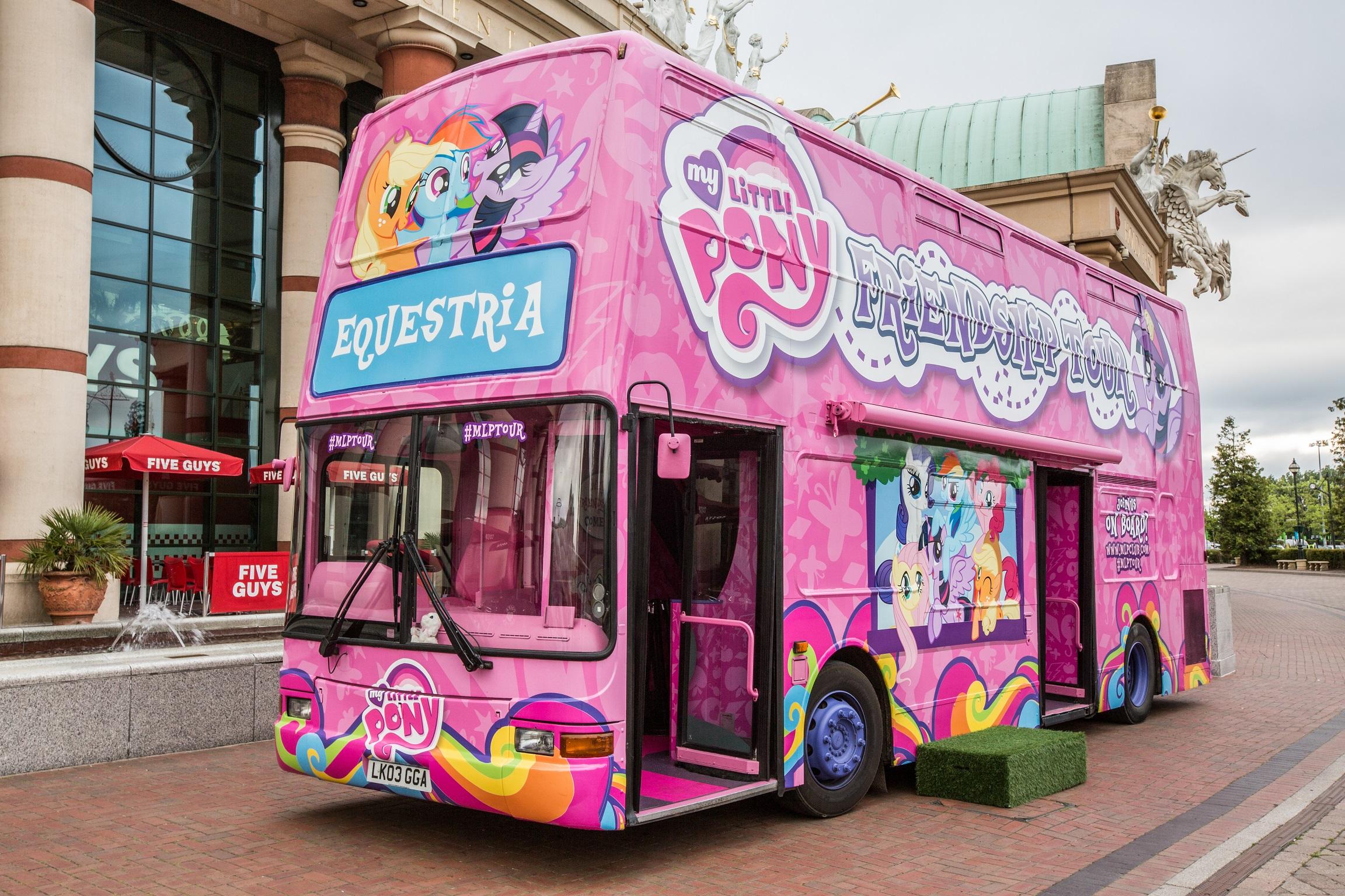 My Little Pony Bus