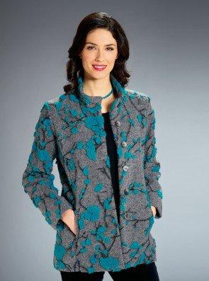 Women's Luxury coat from David Nieper