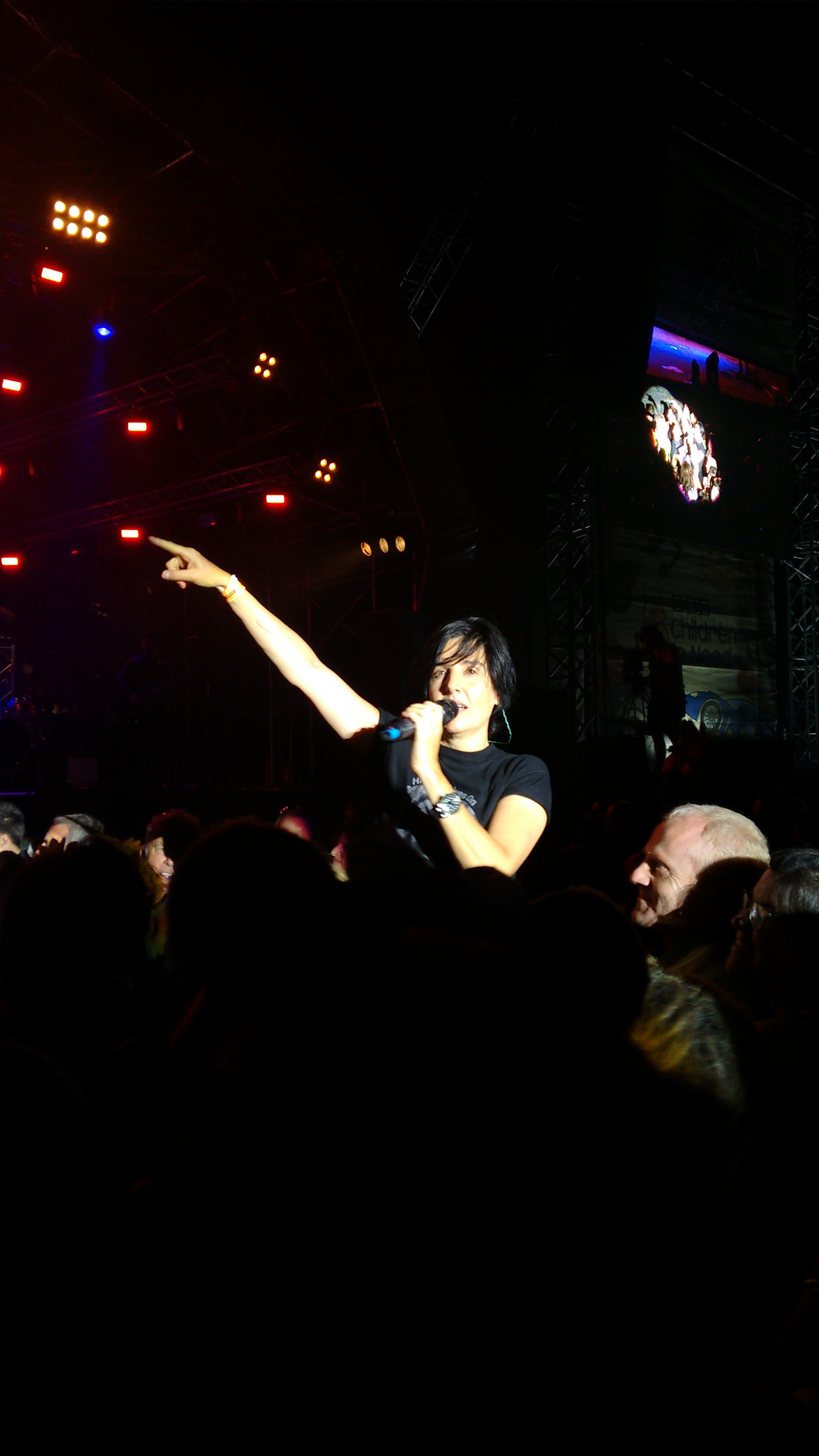 Sharleen Spiteri CarFest South 2016