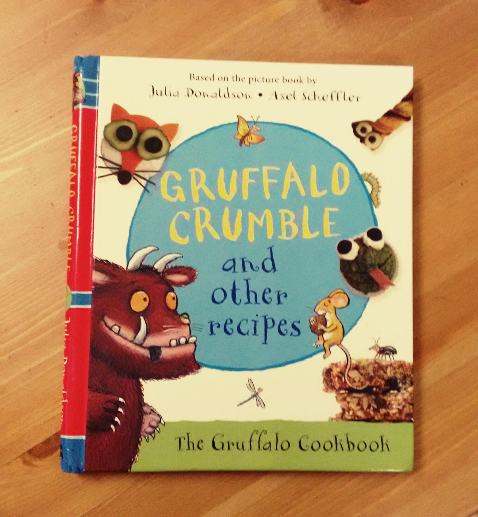 Gruffalo Cook Book