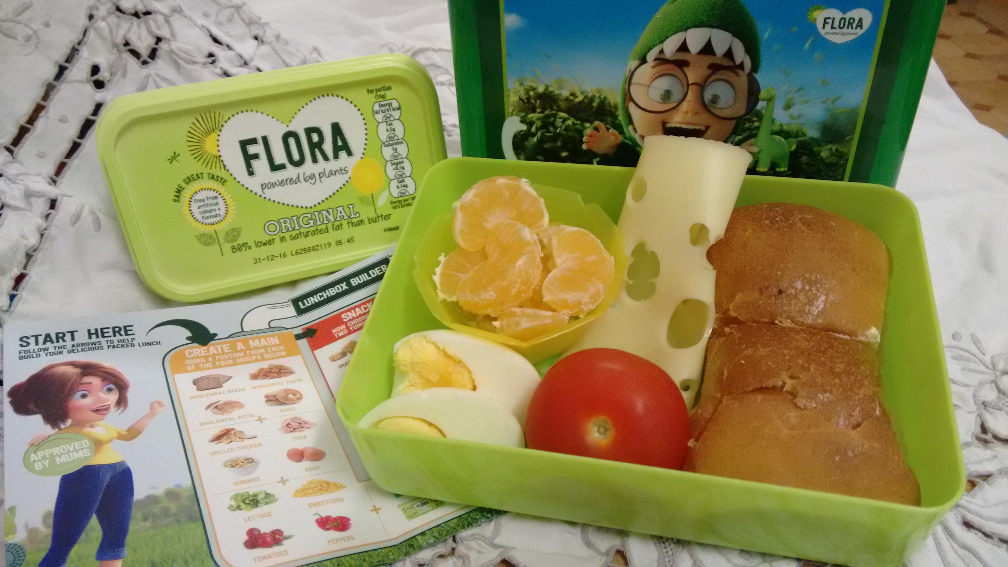 Flora Lunchbox ideas