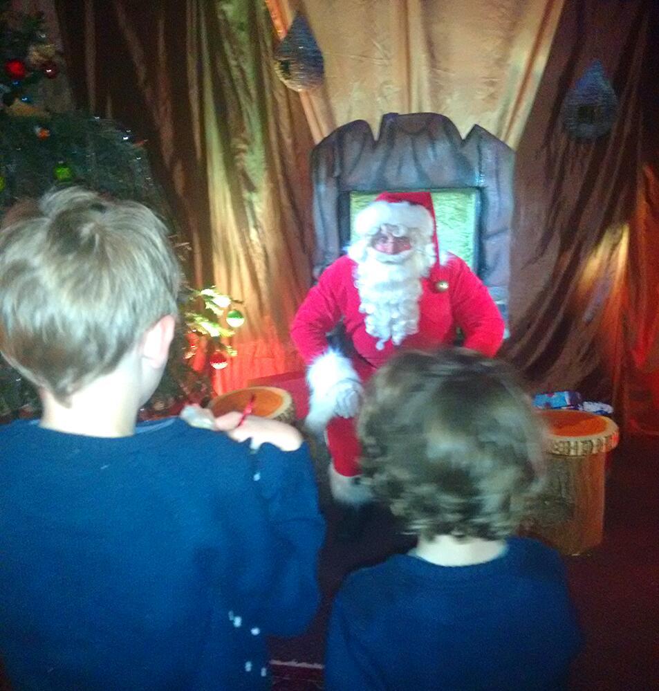Marwell Santa