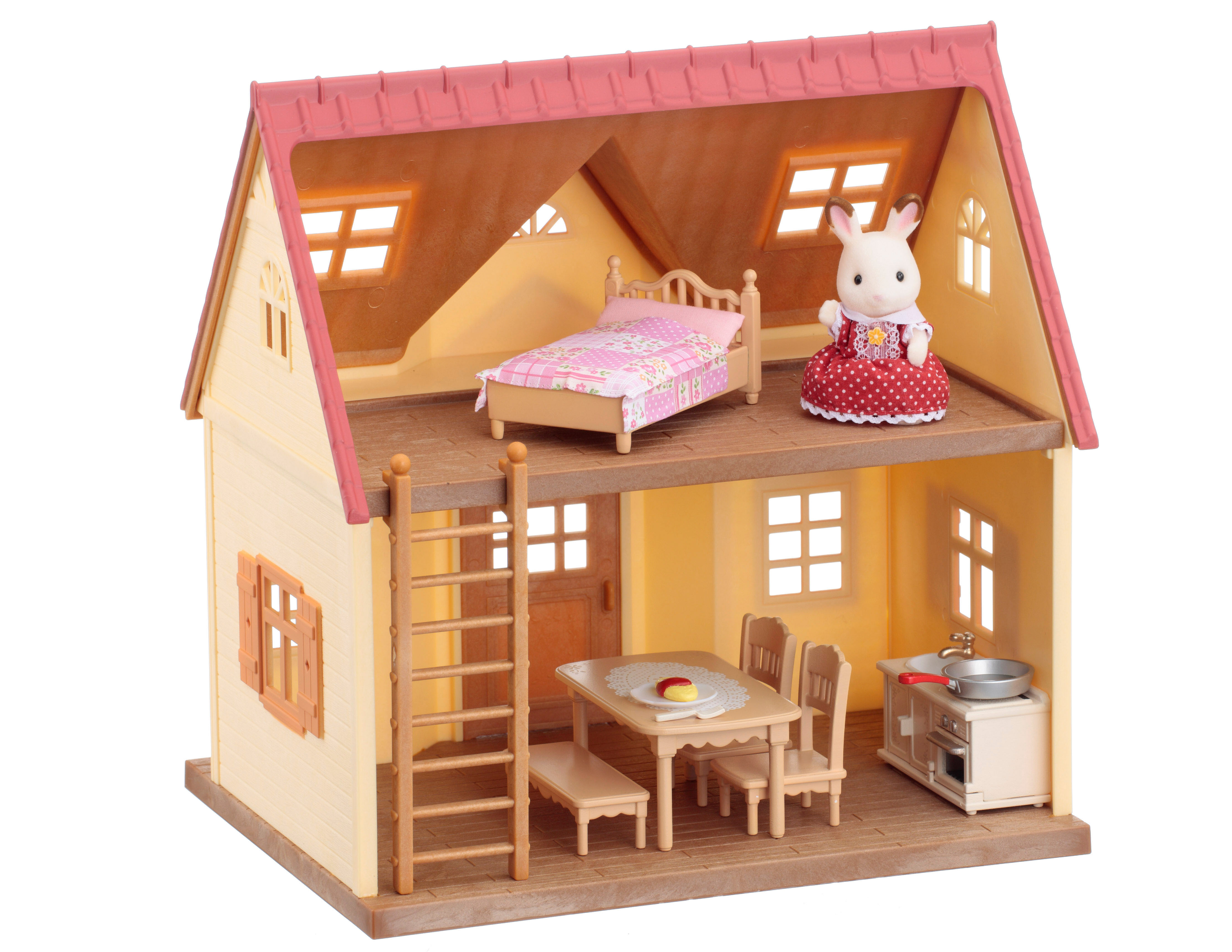 5242 Sylvanian Cosy Cottage Starter Home C