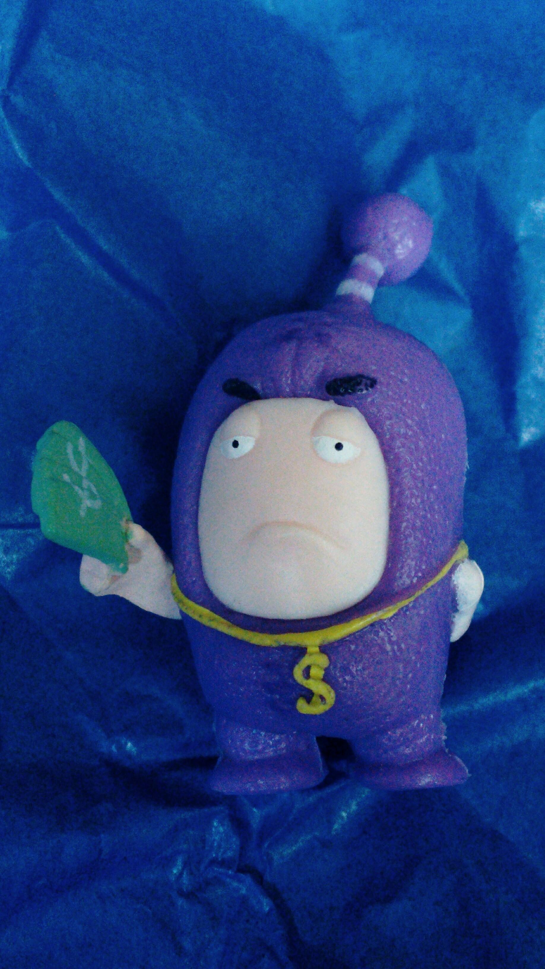 Oddbods toy stocking filler