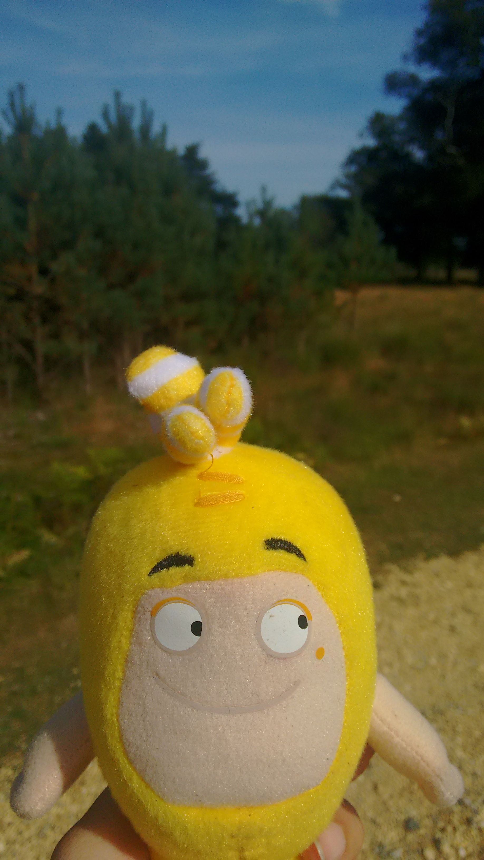 Oddbods Soft Toy