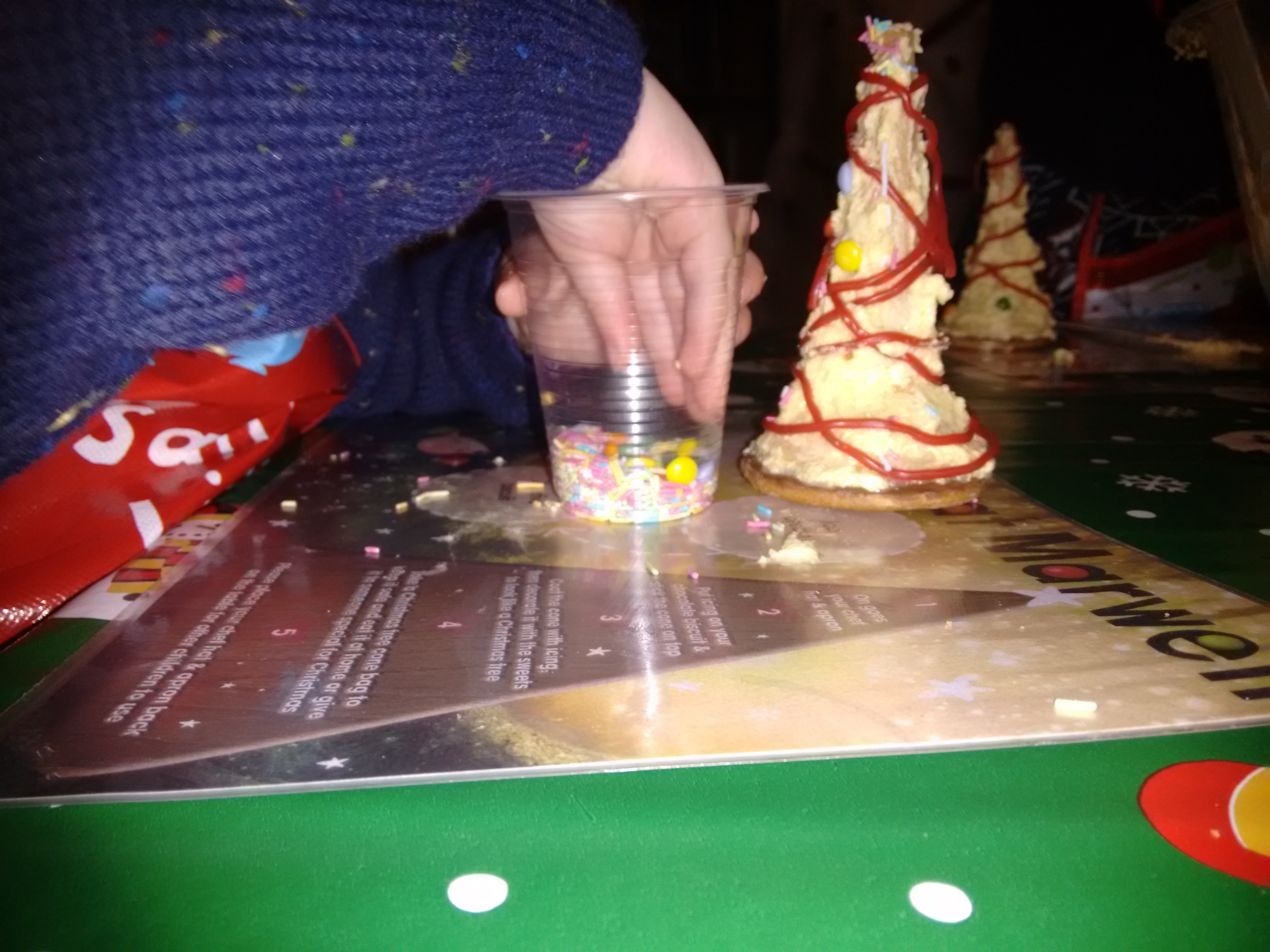 Christmas at Marwell activity
