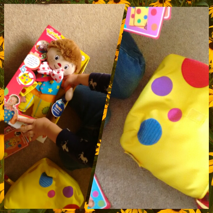 Mr Tumble from Something Special Preschool toy