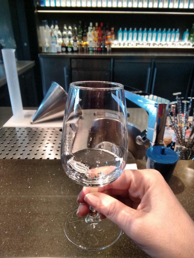 Bombay Sapphire Gin tasting