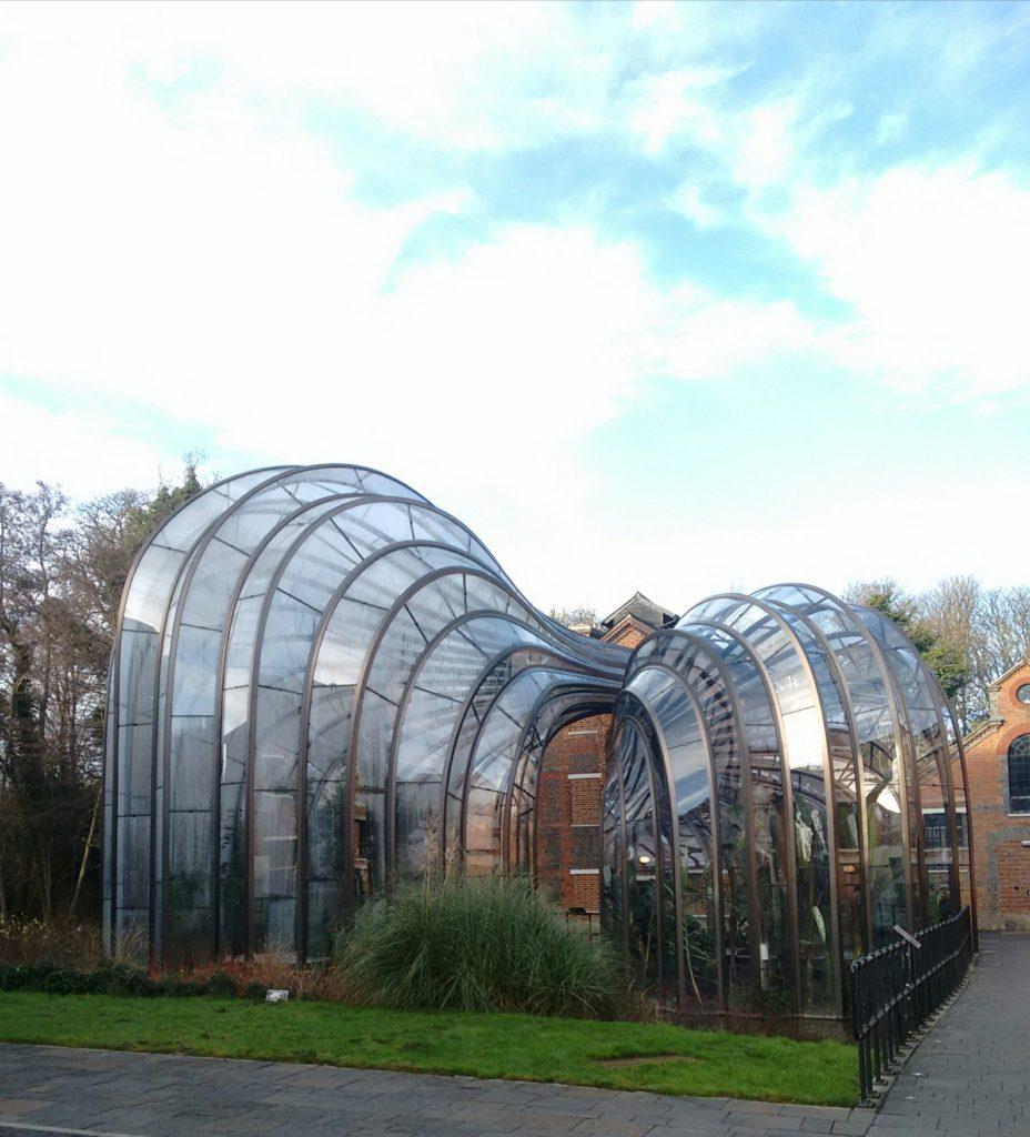 Bombay Sapphire Glass Houses