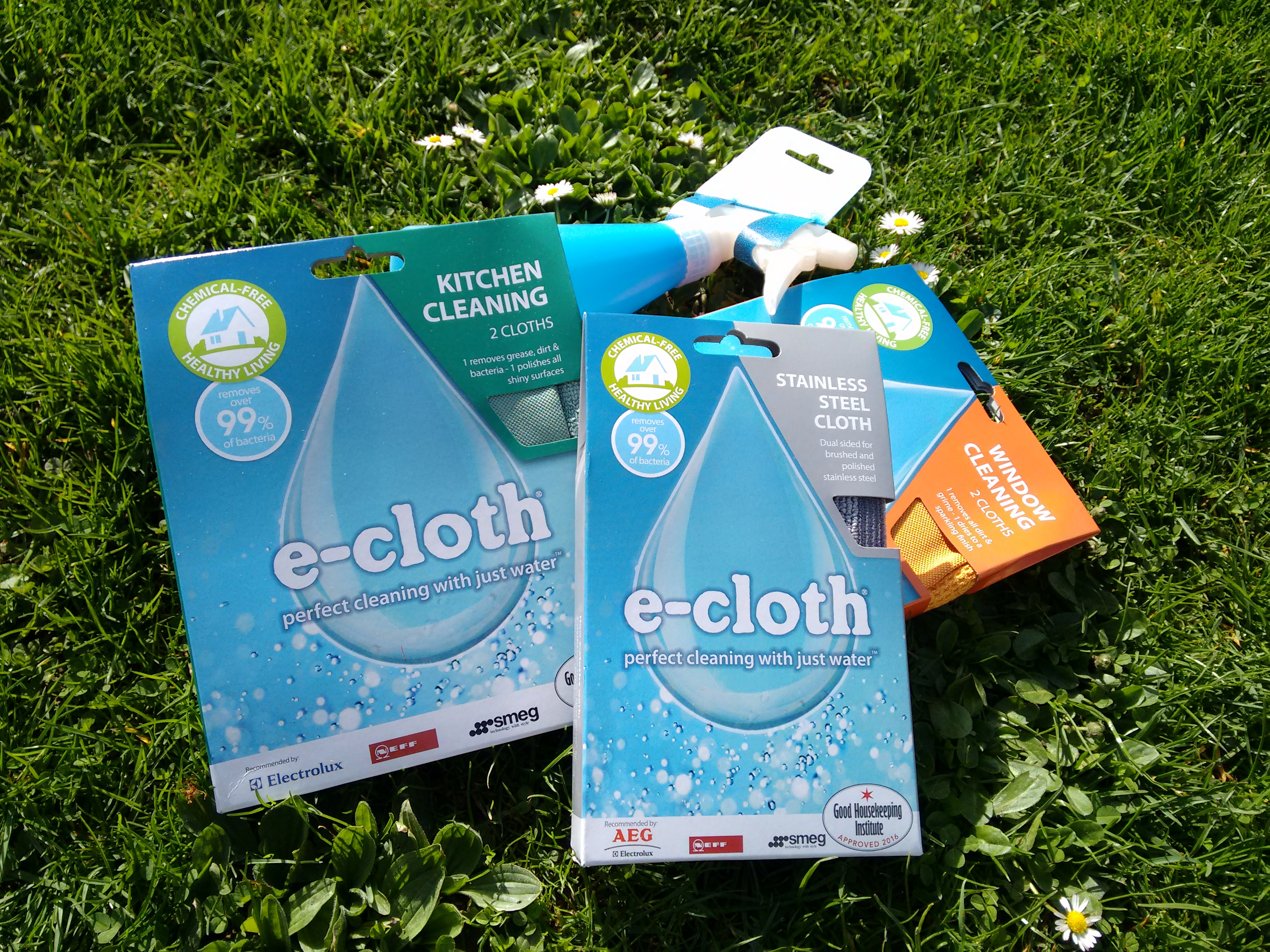 e-cloth green cleaning products
