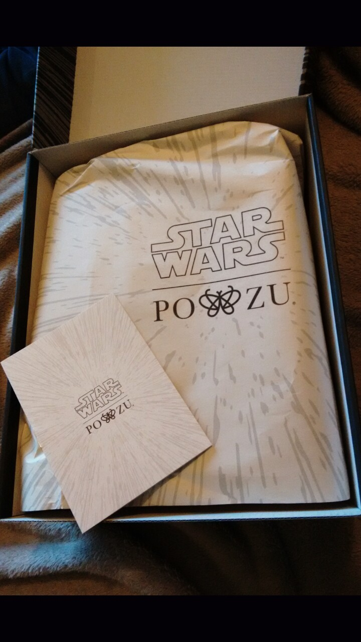 Star Wars Shoes By PoZu Packaging