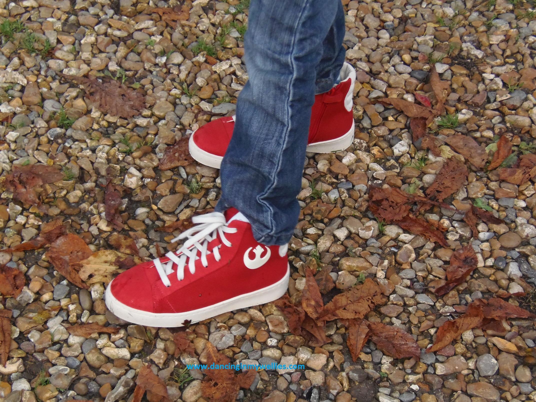 Star Wars Kids Shoes By Po-Zu