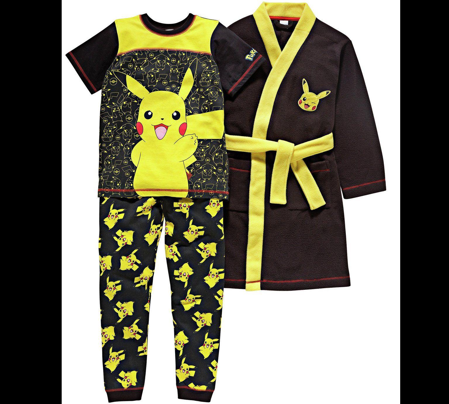 Pikachu Pyjamas