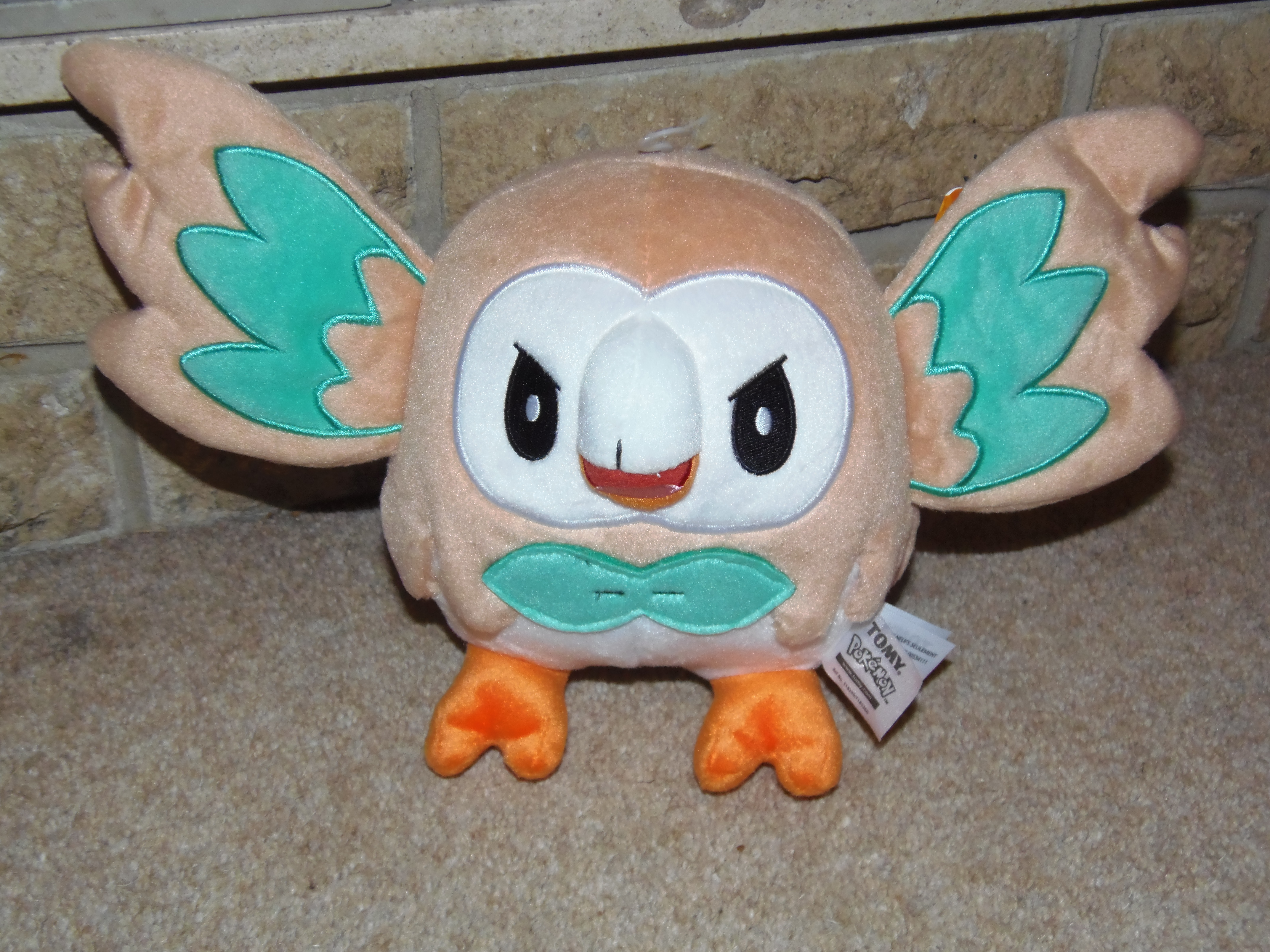 Owlet Plush from Tomy